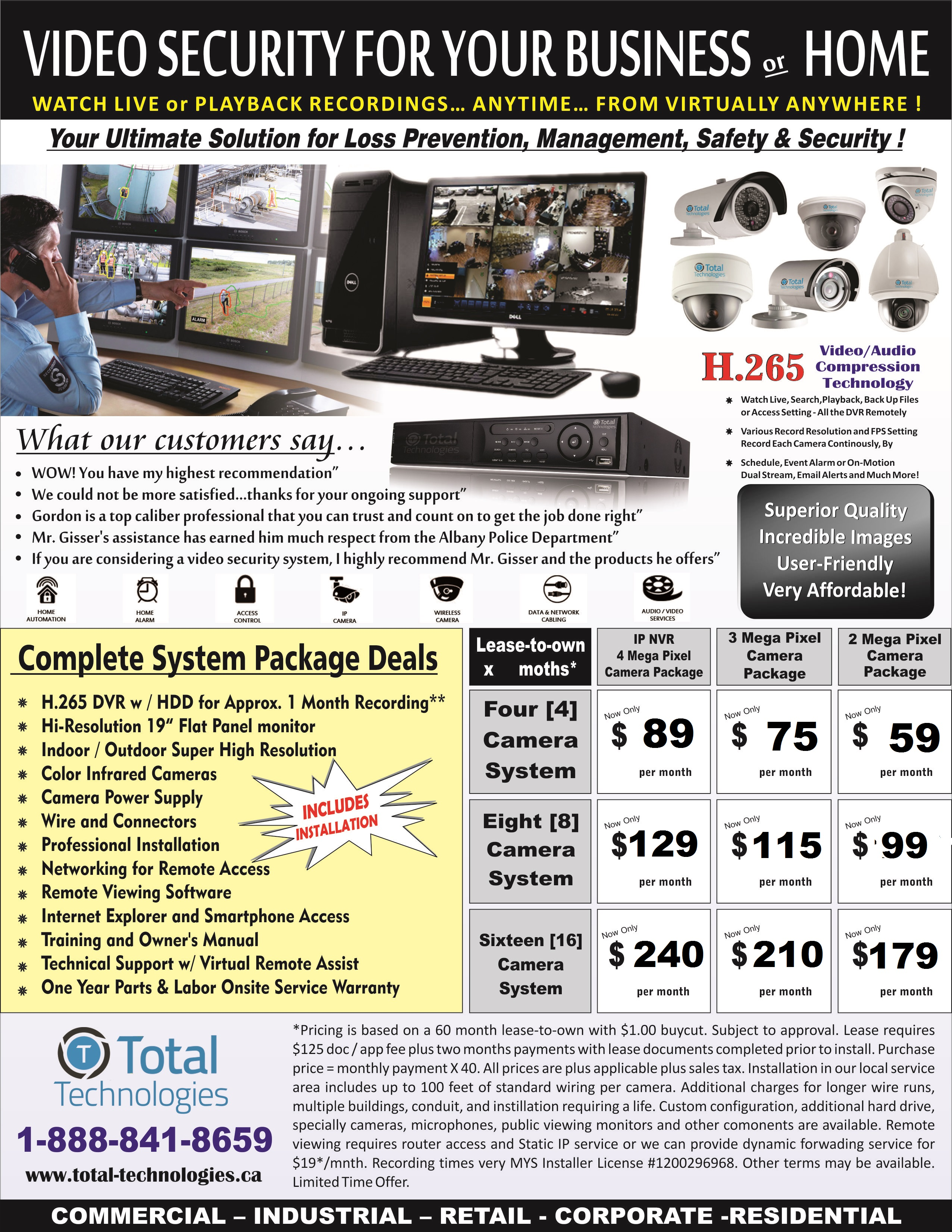 001-CMYK_price-_standard_web Total Technologies Monthly Packages- Camera system