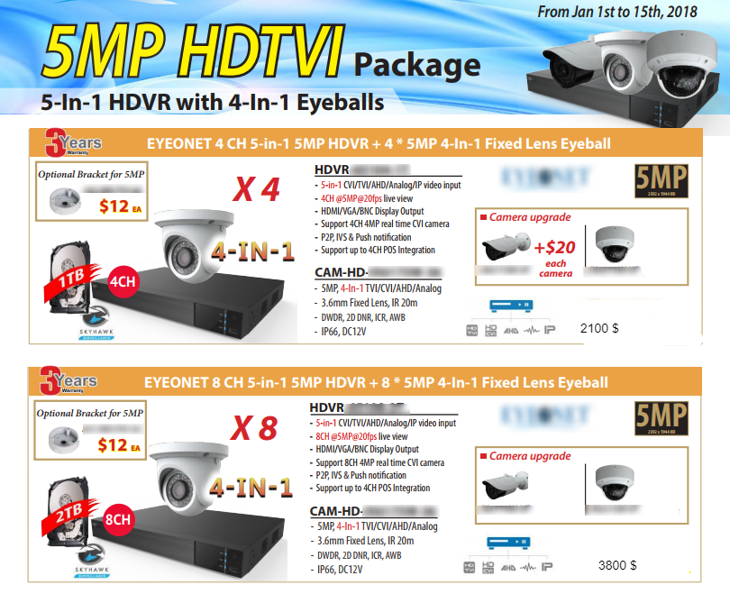 jan-promo2 HD Camera System Residential Packages