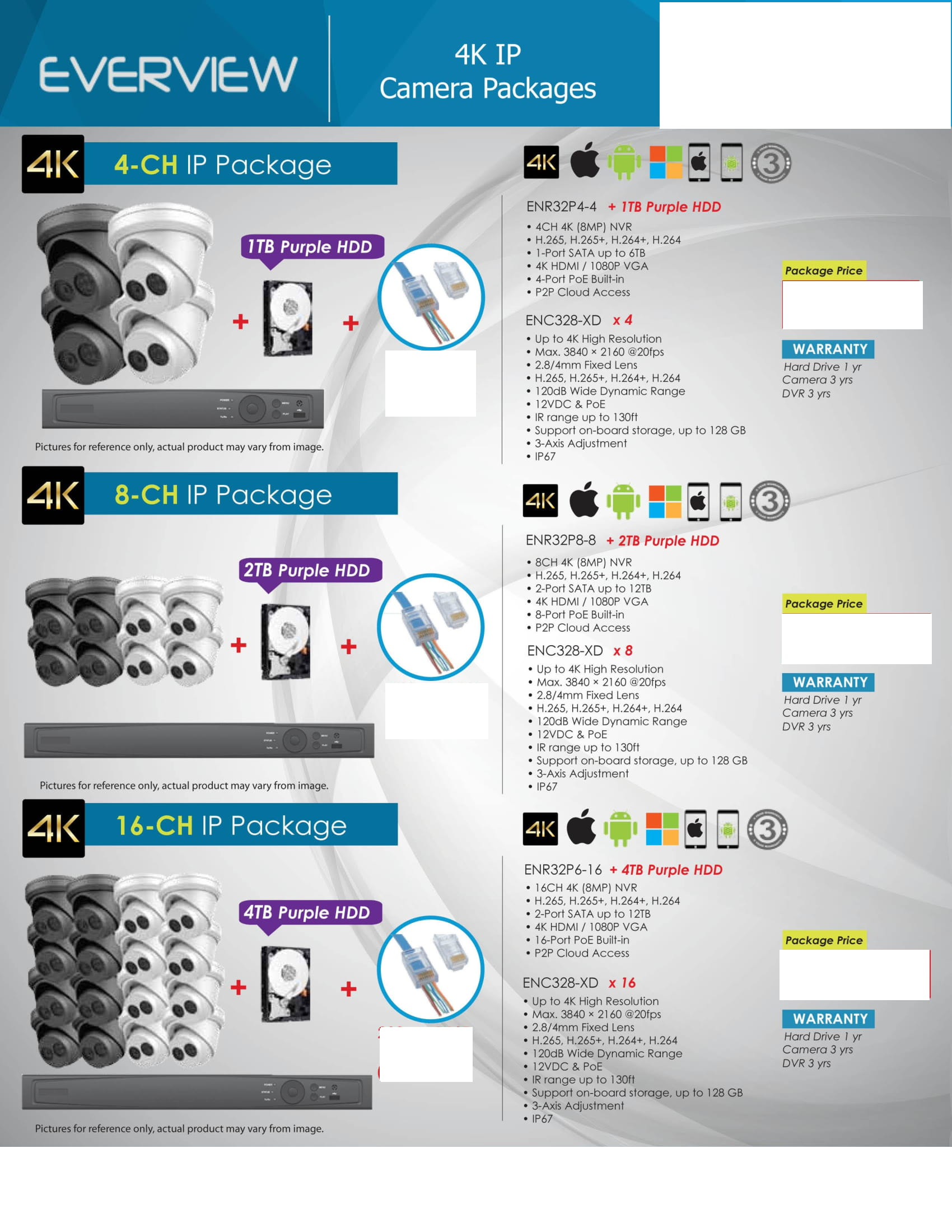Everview_-Packages-_No-Price-4 HD Camera Packages Full Promotion Price - Compare & Shop